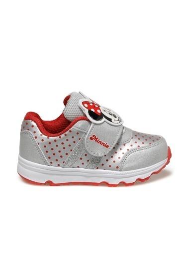 Mickey Mouse Sneakers Gümüş
